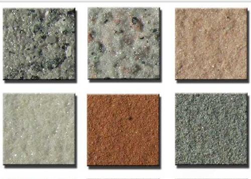 宏图多彩花岗岩漆